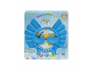 Baobaoxitoumao Adjustable Baby Shower Head Protector